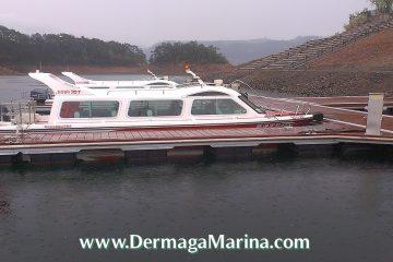 Dermaga Marina Dermaga Apung Aluminium Harga Murah