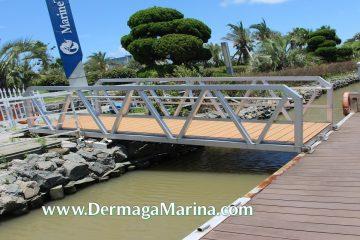 Dermaga Apung Aluminium Murah Dermaga Marina